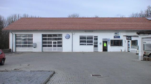 Werkstatt Autohaus Scheick in Oberpöring